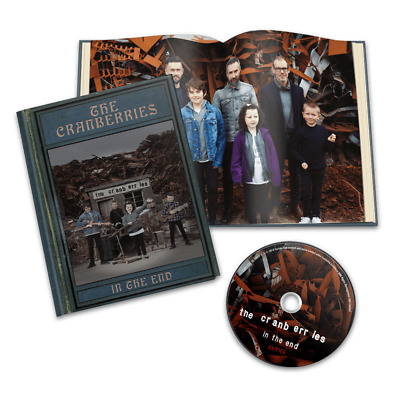The Cranberries In The End Cd Deluxe Edition Nuovo Sigillato