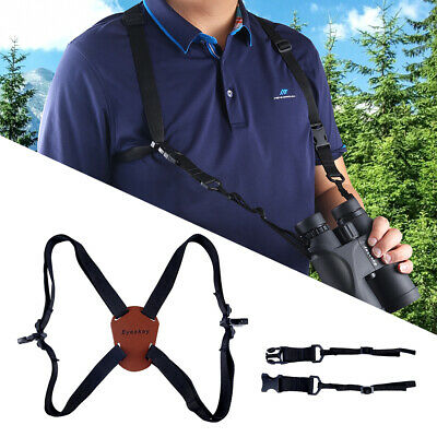 Binoculars & Telescopes Cameras & Photo Adjustable Nylon Binocular Strap Harness Decompress Camera Strap Holder Sg