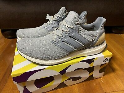 47fe6c7a3452e Adidas Ultra Boost Ltd 3.0 Grey Leather Bb1092 Shoes Size Us 11 Nmd Element  87