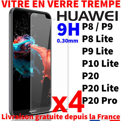 Tempered Glass for Huawei P8 P9 P10 P20 Lite pro 2017 Screen Protection Film