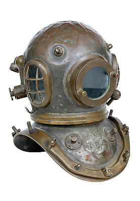20Th Century Siebe Gorman And Co Ltd Diving Helmet