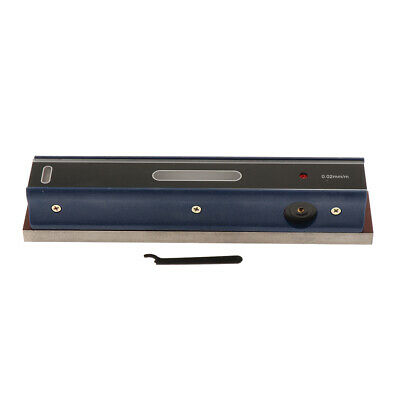 Heavy Duty Precision Bar Level Tool with Case 0.02mm, Fine Finishing, 250mm
