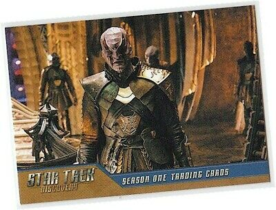 Star Trek Discovery Season 1 (One) - P4 Promo Card - Facebook Exclusive - 2019