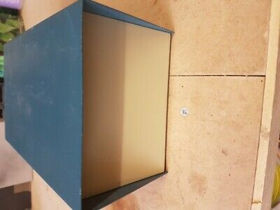 metal enclosure for electronics project