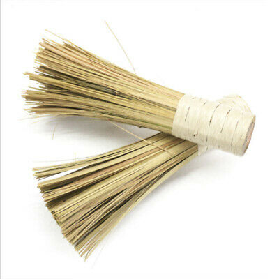 1pc Brush Cleaning Bamboo Durable Protable Kitchen Supplies Brush for Pot Wok