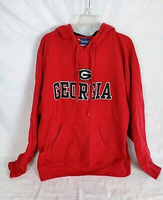 VTG 80S 2 sides University of Georgia Bulldogs Go You Silver