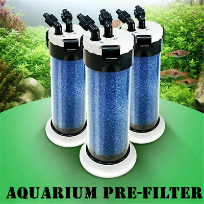Aquarium Pre-filter Fish Tank Supplies Turtle Jar Cleaner External Filter