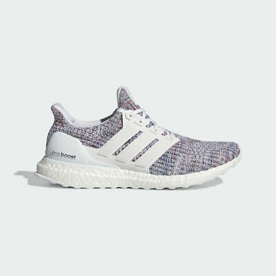 fead0a2839865 Adidas Ultra Boost 4.0 White Rainbow LTD DB3198 Mens Running Shoes MULTIPLE  SIZE