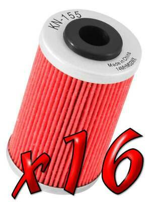 16 Pack: Oil Filters Pro Powersports Cartridge - For Beta, , Husqvarna, KTM MC