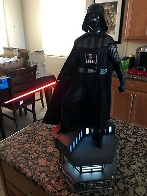 Star Wars Darth Vader Lord of the Sith -Sideshow Premium Format Statue 1/4 scale