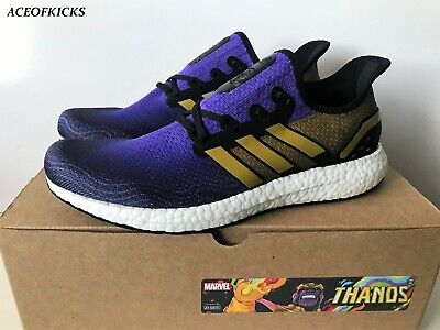 Adidas X Thanos Speed Factory Am4 Jen Bartel Shoes Sz 9.5 High Quality Goods Men's Shoes