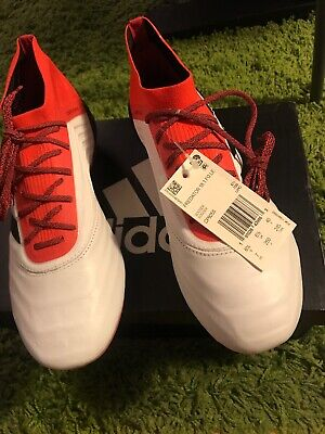 3543a0bc9 ADIDAS PREDATOR 18.1 Leather FG Cold Blooded Pack CP9255 Mens Size ...