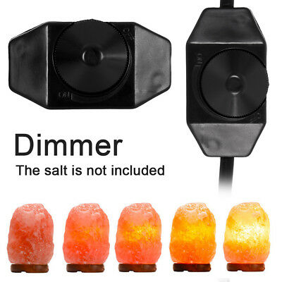 Himalayan Salt Lamp Cord - Dimmer On/Off Switch Power Cord + Replacement Parts