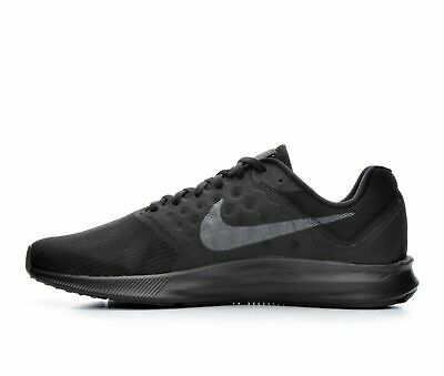 e7eb66c15cb8b Nike Downshifter 7 Running Shoes 4E Wide Black Anthracite 852460-001 Men s  NEW