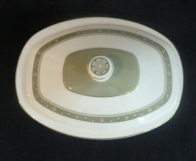 Royal Doulton Fine China Rondelay H.5004 Oval Serving / Vegetable Tureen Dish
