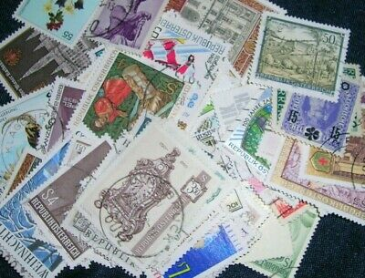 Austria  Postage stamps mix of over 100  in gr cond