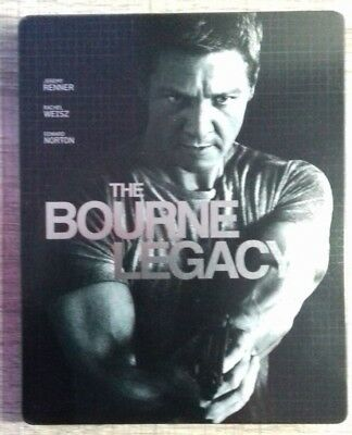 Blu ray Jason Bourne : L'héritage EDITION STEELBOOK COLLECTOR fr