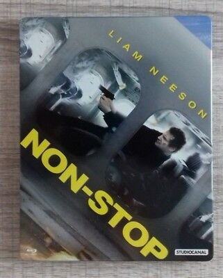 Blu ray Non Stop EDITION STEELBOOK COLLECTOR fr