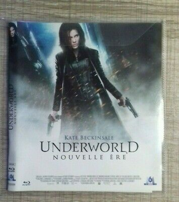 Blu ray Underworld 4 Nouvelle ère
