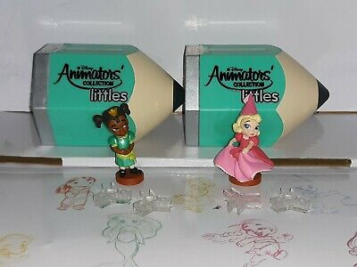 Disney Animators Collection Littles Wave 12 Tiana And Charlotte Princess Frog Spielzeug Gamersjo Com