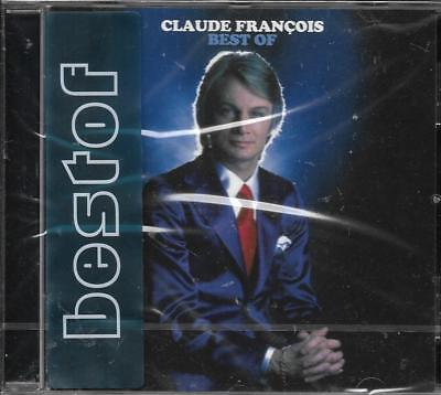 CD 24 TITRES CLAUDE FRANCOIS BEST OF 2007 NEUF SCELLE  Mercury ‎– 984 601 7