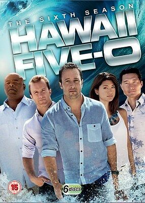 Hawaii Five-0 Series 6 Complete Dvd Box Set Season Six New And Sealed