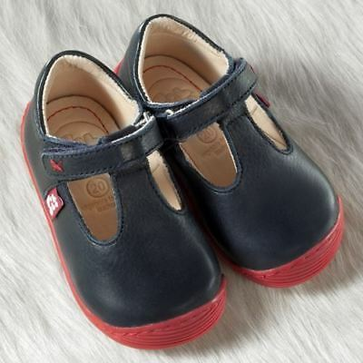Ecological children/'s leather shoes Pololo Mini Pedro