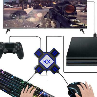 XIM APEX KEYBOARD Mouse Controller Adapter Converter For PS4