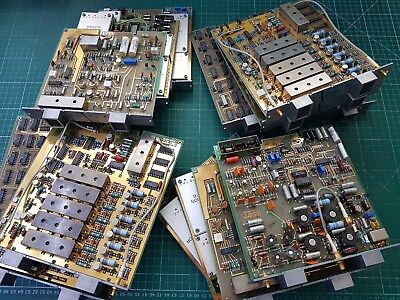 2 Unit Hp Agilent 3335A Signal Generator Internal Parts