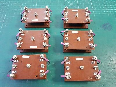 Common Mode Inductor Choke  Vintage Military