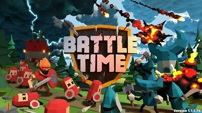 Battle Time - Steam Key - Win Mac Linux - Strategy Action Adventure