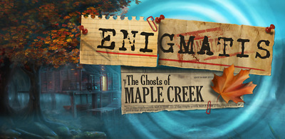 Enigmatis The Ghosts of Maple Creek Steam Key Win Mac Linux Hidden Object point