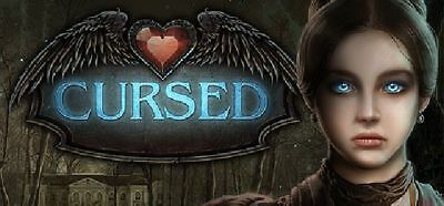 Cursed - Steam Key - Win Linux - Horror Point & Click Puzzle Adventure