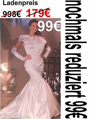 Wedding Dress Prom White 40 42 44 46 Gown Fancy Carnival Princess