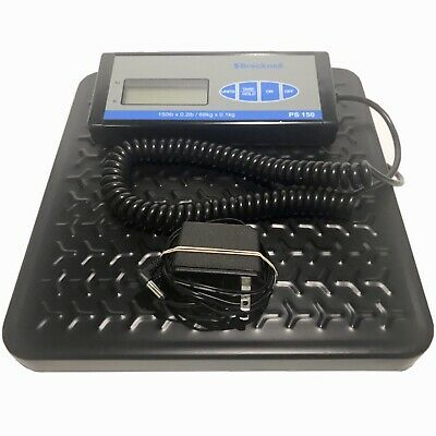 Salter-Brecknell PS150 Digital Scale Tested Works
