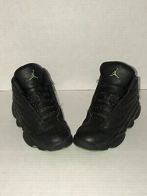 info for d5d75 5091b Nike Air Retro Jordan Black Altitude 13 XIII Size 12c 414575-042. Pre-