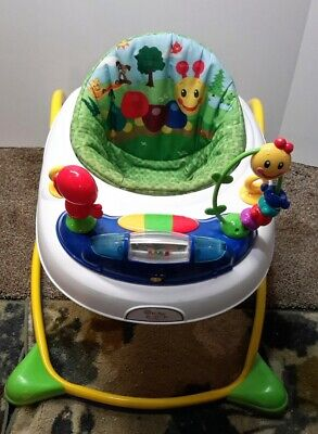 Baby Einstein Caterpillar and Friends Discovery Walker - Baby Music Motility