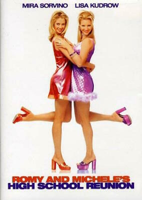 Romy And Michele's High School Reunion Dvd - Single Disc Edition - New Unopened