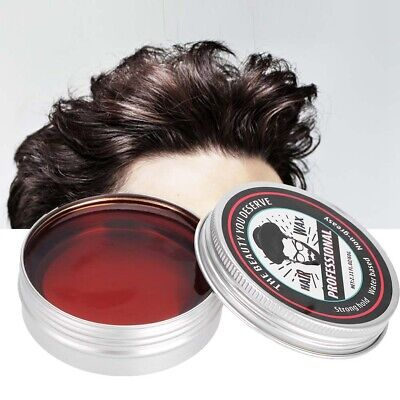 Men's Hair Styling Oil Wax Hair Gel Hair Pomade Strong style Restoring Cream