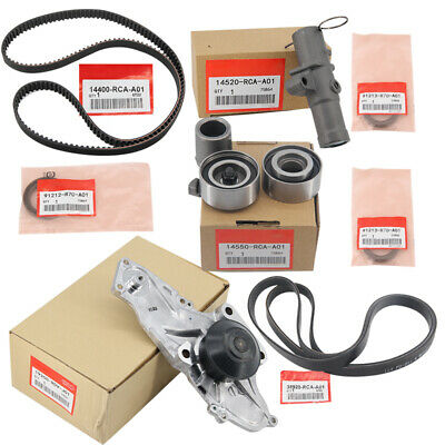 OEM Timing Belt Kit with Water Pump for Honda Acura Accord Odyssey MDX TL V6