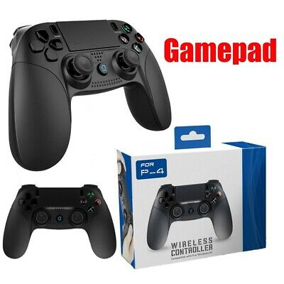 Bluetooth wireless Controller Gamepad For Sony PS4/PS3 Host Compatible For PC AU