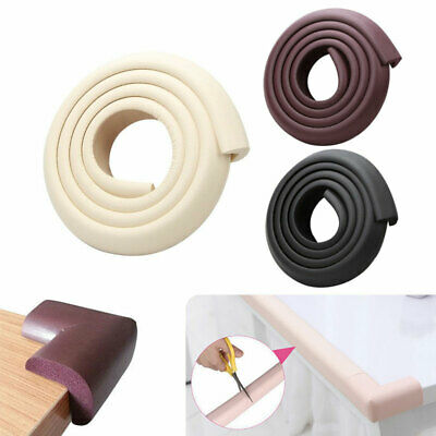 Furniture Guard Protector Foam Corner Guards Baby Safety Soft Edge Strip Cover