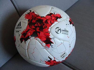 ADIDAS KRASAVA MATCHBALL SPIELBALL CONFED CUP 2017 FIFA APPROVED GR5