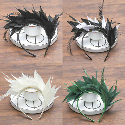 Feather Headband Festival Carnival Party Fashion Hair Band Hair Accessories