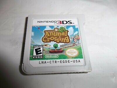Nintendo 3Ds 2013 Animal Crossing New Leaf Cartridge Only
