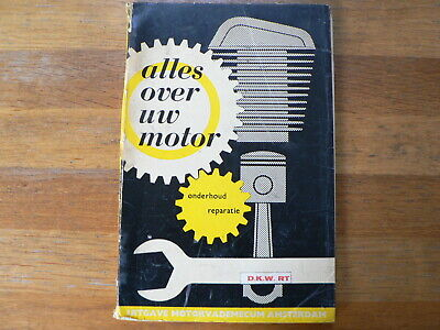 Dkw Rt175S & Rt200S & Rt250S Models 1956 Onward Service And Repair Guide Cat