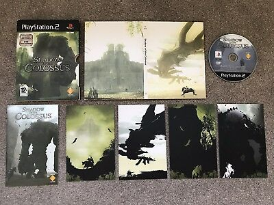 PlayStation 2 Game - Shadow Of The Colossus (Excellent Good Condition) UK PAL
