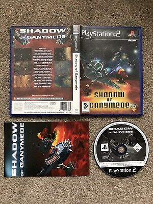 PlayStation 2 - Shadow Of Ganymede (Excellent Condition) UK PAL PS2