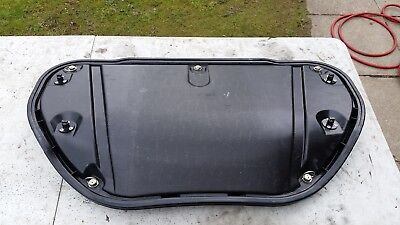 Porsche Boxster 986 Interior Engine Cover Panel 98651352100 pins included