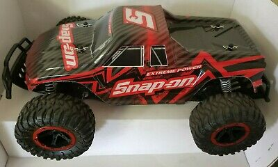 SNAP ON TOOLS 1:16 Remote Control Extreme Power High Speed RC Truck